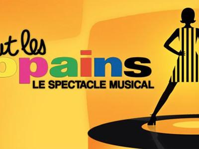 Salut Les Copains Le Spectacle Musical