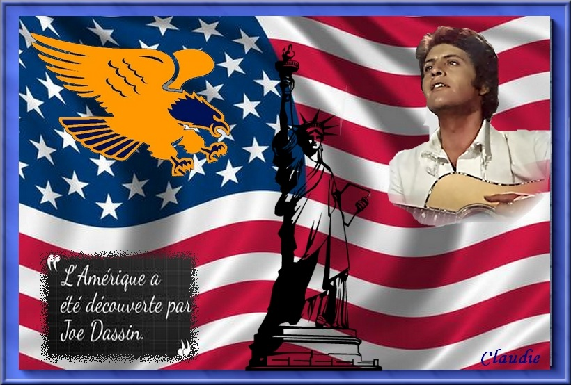 Joe dassin amerique lyrics